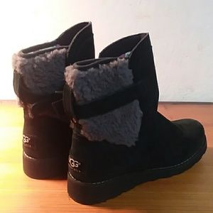 Ugg half boots